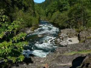 Santiam Canyon