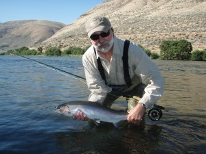 Rogue River Outfitters Deschutes Flyfishing