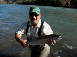 Deschutes River Steelhead Fishing