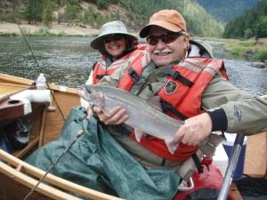 Rogue River Fishing 2010