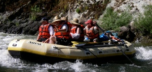 2011 Rafting Dates-Rogue River Outfitters