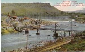 Building Gold Ray Dam