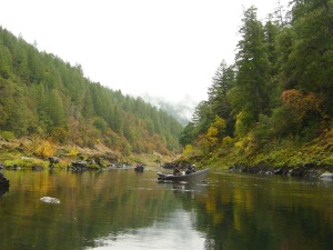Rogue River Oufitters Fall Rogue Season