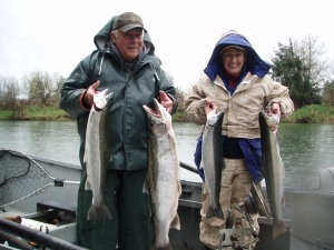 Steelhead Fishing 2011