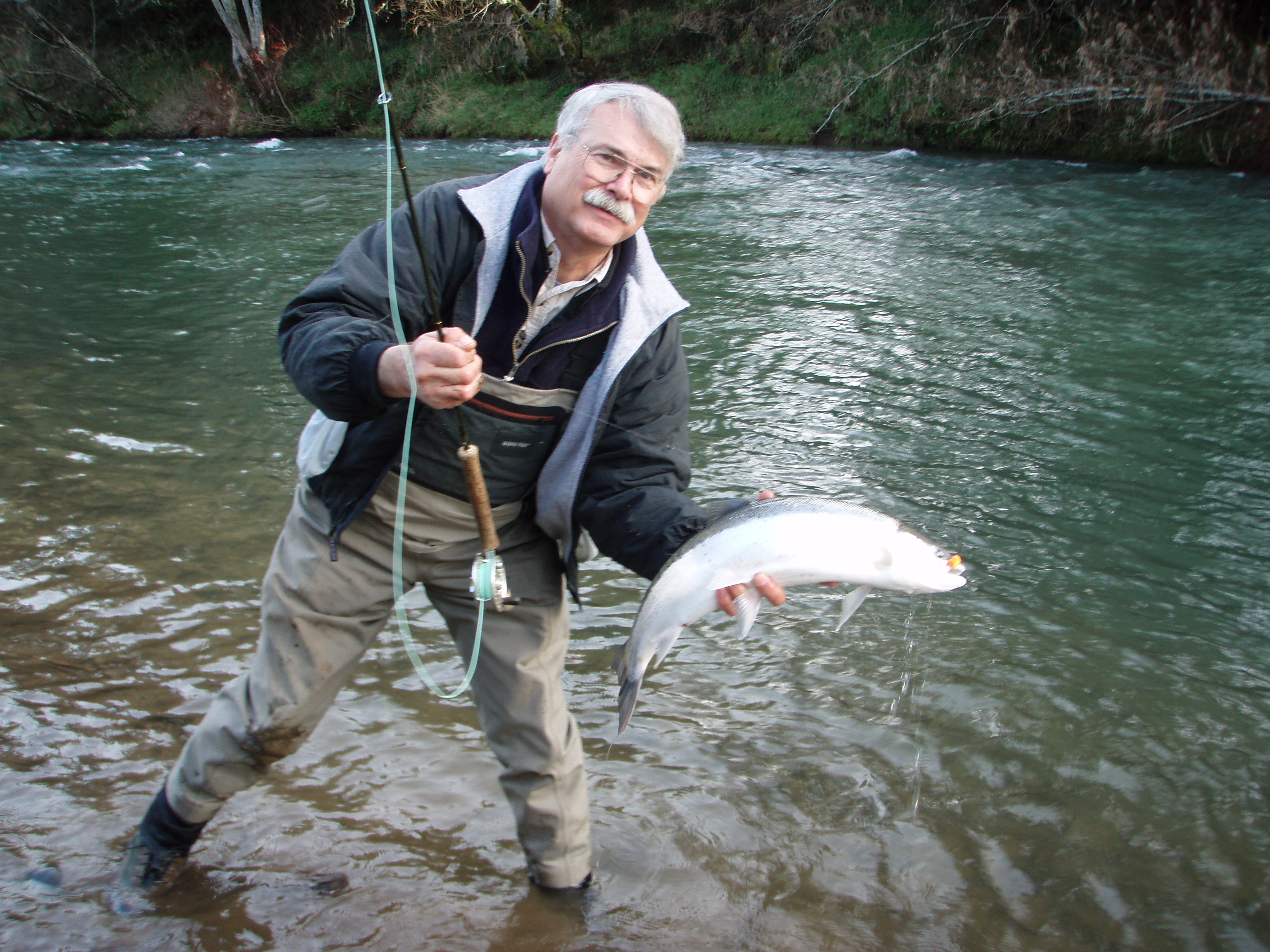 Winter steelhead fishing rogue river outfitters blog for Oregon steelhead fishing