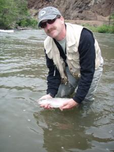 Deschutes Fly Fishing 2011