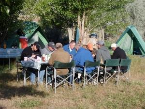 Deschutes River Camp