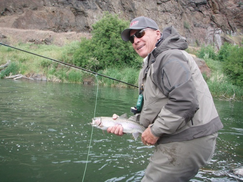Deschutes River Fishing
